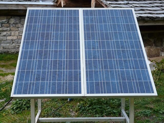 תיקון מערכת סולארית